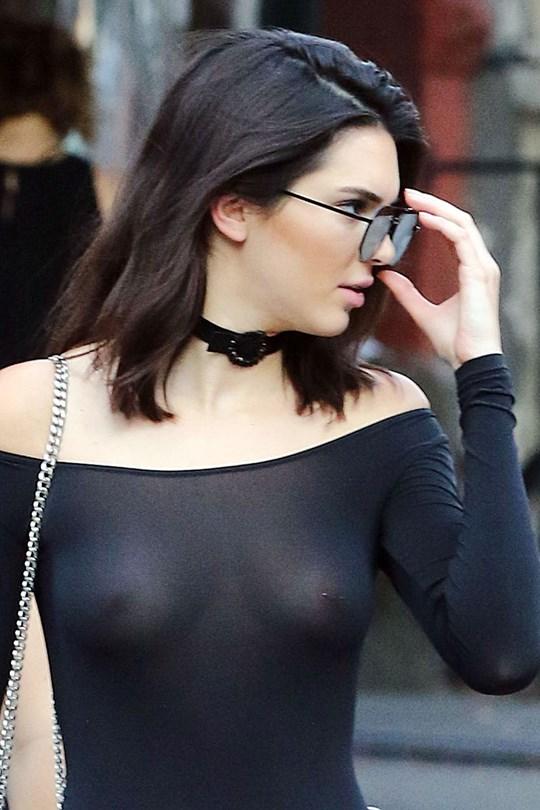 piercing téton de kendall jenner