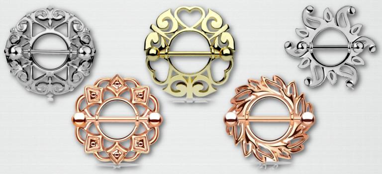 5 piercings de téton à absolument avoir dans sa collection